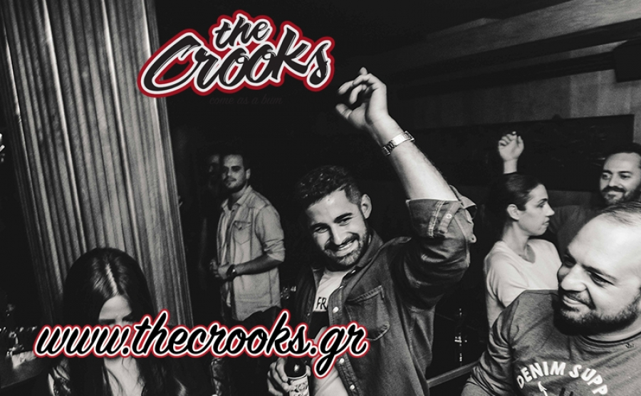 Special Friday 03.11.2017  .. The Crooks! (Party Photos)